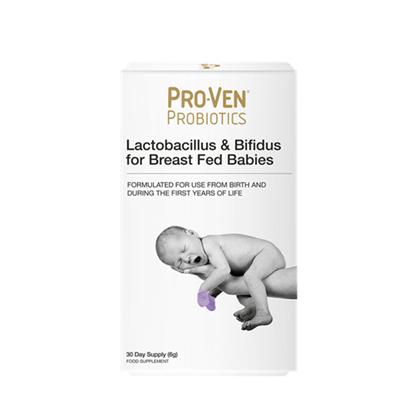Lactobacillus & Bifidus for Breast Fed Babies 6g