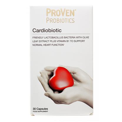 Cardiobiotic 30's