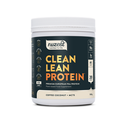 Clean Lean Protein Coffee, Coconut + MCTs 500g