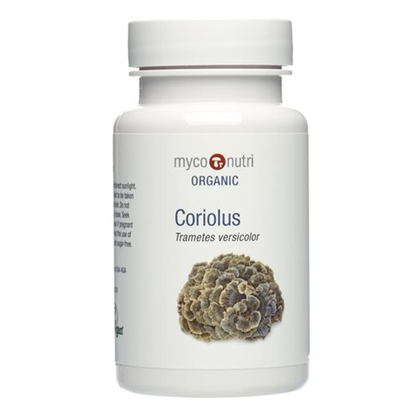 Coriolus (Organic) 60's