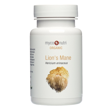 Lion's Mane (Organic) 60's